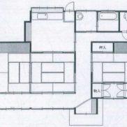 栃木県那須烏山市 空室 土地1,033.2平米 戸建て3DK 満室時利回り 9.81%
