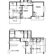 茨城県稲敷郡 空室 土地 218.96平米 戸建て4LDK 満室時利回り 14.40%