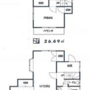 神奈川県相模原市 空室 土地163.23平米 戸建て3LDK 満室時利回り 12.24%