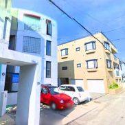 北海道札幌市 3棟 賃貸19の16 土地429.74平米 1R×18戸 1DK×1戸 満室時利回り 8.35%