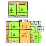 埼玉県本庄市 空室 土地329平米 戸建て5LDK 満室時利回り 13.20%