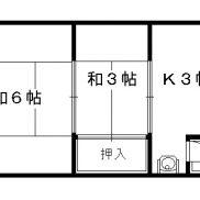 滋賀県大津市 賃貸6の4 土地126.19平米 2K×6戸 満室時利回り 15.00%
