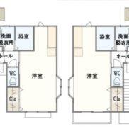 群馬県太田市 満室稼働中 土地150.07平米 1R×4戸 満室時利回り 10.00%