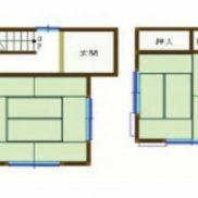 千葉県いすみ市 賃貸中 土地165平米 戸建て3DK 満室時利回り 12.00%