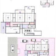 千葉県大網白里市 居住中 土地212.68平米 戸建て6DK 満室時利回り 14.40%