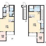 宮城県仙台市 新築 賃貸8の3 土地238.89平米 満室時利回り 7.19%