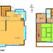 千葉県木更津市 空室 土地147.93平米 戸建て4LDK 満室時利回り 13.33%