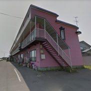 北海道釧路市 賃貸10の7 土地772平米 2LDK×10戸 満室時利回り 15.24%