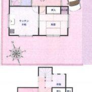 千葉県大網白里市 空室 土地127.49平米 戸建て3DK 満室時利回り 15.42%