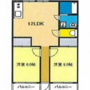 高知県高知市 満室稼働中 土地438.87平米 2LDK×4戸  満室時利回り 10.06%