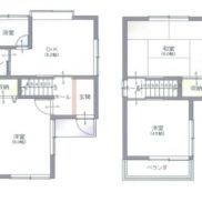 千葉県船橋市 賃貸中 土地70平米 戸建て3DK 満室時利回り 11.00%