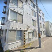 北海道札幌市 賃貸24の21 土地360.31平米 1K×24戸 満室時利回り 9.27%