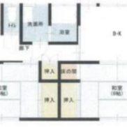 茨城県牛久市岡 空室 土地106.00平米 戸建て2DK 満室時利回り 11.25%