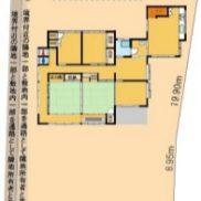 千葉県市原市 空室 土地635.51平米 戸建て6DK 満室時利回り 10.03%