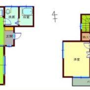 千葉県木更津市 空室 土地82平米 戸建て3K 満室時利回り 14.21%