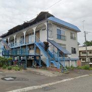 北海道滝川市 全空室 土地330.48平米 2DK×8戸 満室時利回り 70.00%