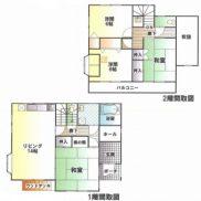 千葉県東金市 空室 土地159.18平米 戸建て4LDK 満室時利回り 12.00%