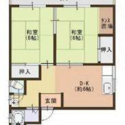 和歌山県和歌山市 賃貸8の6 土地228.17平米 2DK×8戸 満室時利回り 11.74%
