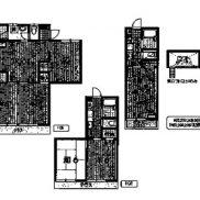 岩手県盛岡市 賃貸10の9 土地431.91平米 1K×8戸 2K×1戸 3DK×1戸 満室時利回り 13.68%