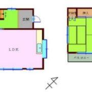 千葉県佐倉市 空室 土地130.16平米 4LDK 満室時利回り 10.34%