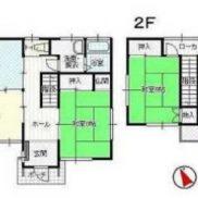 栃木県小山市 空室 土地116.93平米 戸建て4DK 満室時利回り 14.28%