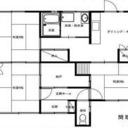 群馬県藤岡市 空室 土地336平米 戸建て3DK+納戸  満室時利回り 12.22%
