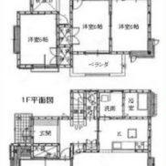 埼玉県大里郡 空室 土地221.49平米 戸建て4LDK 満室時利回り 15.60%