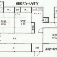 千葉県いすみ市 空室 土地439平米 戸建て3K 満室時利回り 16.00%