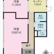 茨城県日立市 空室 土地203.94平米 戸建て2K 満室時利回り 10.58%