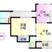 神奈川県横須賀市 賃貸中 土地73.33平米 戸建て2DK 満室時利回り 12.08%